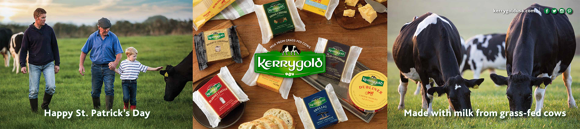 Kerrygold St. Patricks Day large-banner